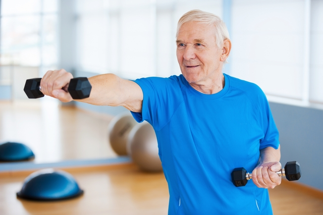 Effective Exercises That Seniors Can do in the Comfort of Home